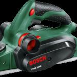 Avis et test rabot Bosch PHO 3100